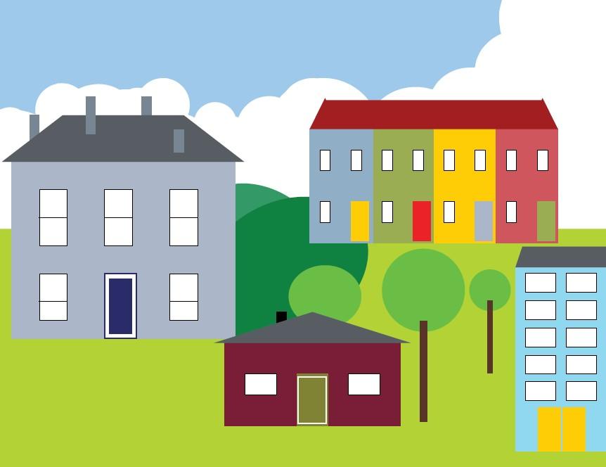 DHMHA Mental Health Housing